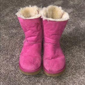 Ugg Pink Bailey Boots